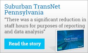 transit scheduling software