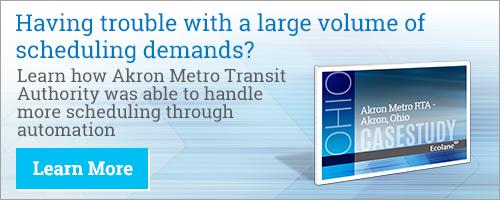 Akron Metro Transit