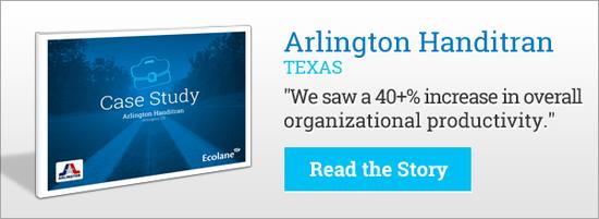 Arlington Handitran Transit Software Case Study