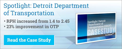 DDOT Case Study