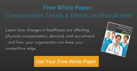 Free Download: Physician Compensation Trends & Effects on Recruitment