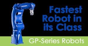 GP series high-speed industrial robots
