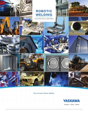 View our digital Welding Solutions e-Catalog