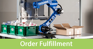Automated order fulfillment for e-commerce