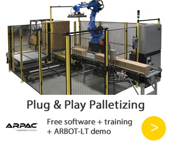 Plug and Play Palletizing