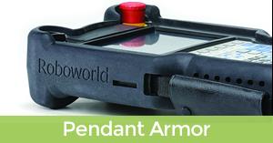 Pendant Armor for Motoman Teach Pendants