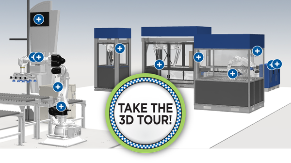 3D Virtual Tour: Packaging Innovation at Pack Expo