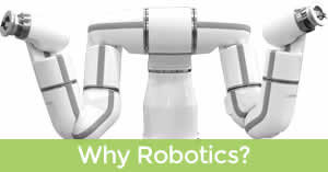 Why robotics for industrial automation?