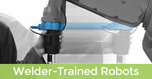 Welder-Programmed Robots with Kinetiq Teaching