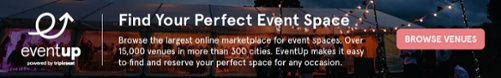 Find Your Perfect Event Space