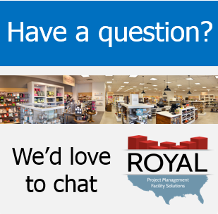 have a question? Royal Services would love to chat CTA