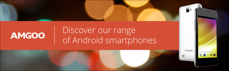 AMGOO Android smartphones