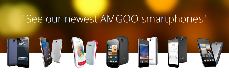 Download Amgoo's catalog