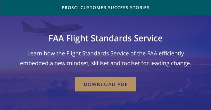 FAA success story