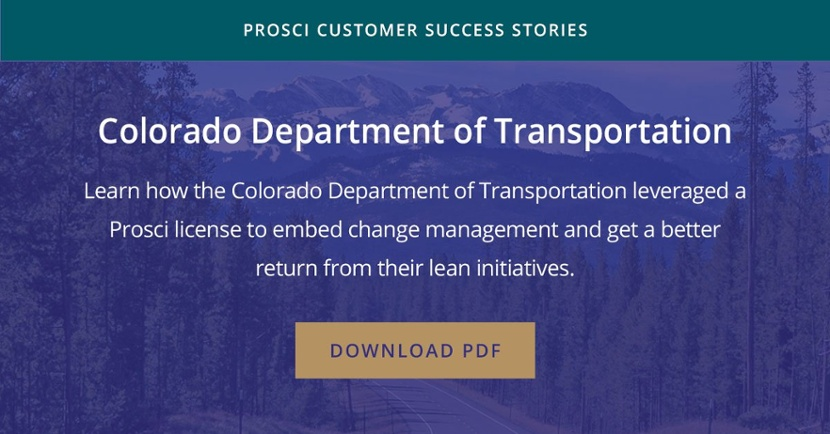 Download the CDOT Customer Success Story