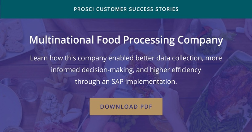 Download the Food Company success story