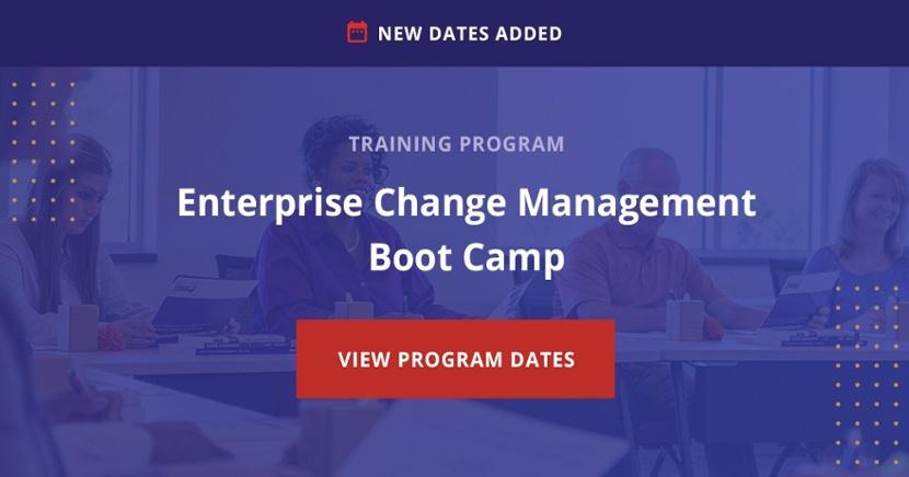 Register for an ECM Boot Camp program near you!