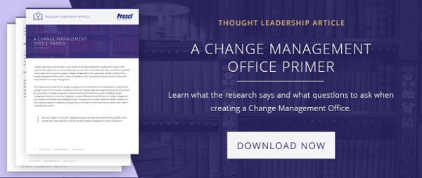 Change Management Office Primer