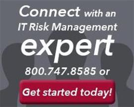 Connect with an IT Risk Management Expert