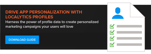 Learn how to upload Custom Profile Data