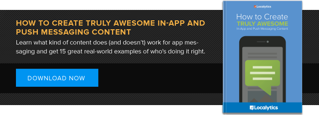 how to create awesome in-app and push messaging content ebook CTA