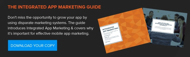 integrated app marketing guide