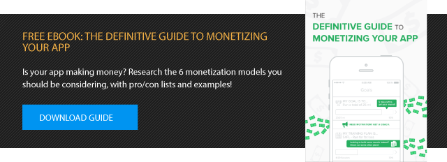 Free eBook: The Definitive Guide to Monetizing Your App