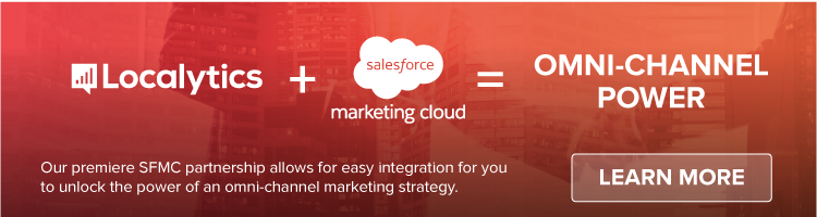Localytics Salesforce Integration