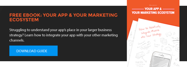 Free eBook: Your App & Your Marketing Ecosystem