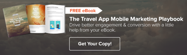 Travel App Mobile Marketing Playbook