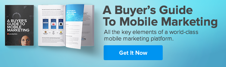 a buyer's guide to mobile marketing eBook