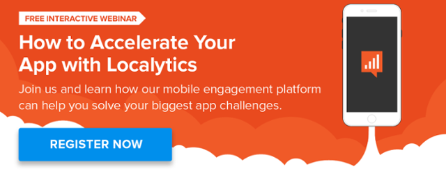 Free Interactive Webinar: Accelerate Your App with Localytics