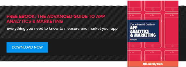 Free eBook: The Advanced Guide to App Analytics & Marketing