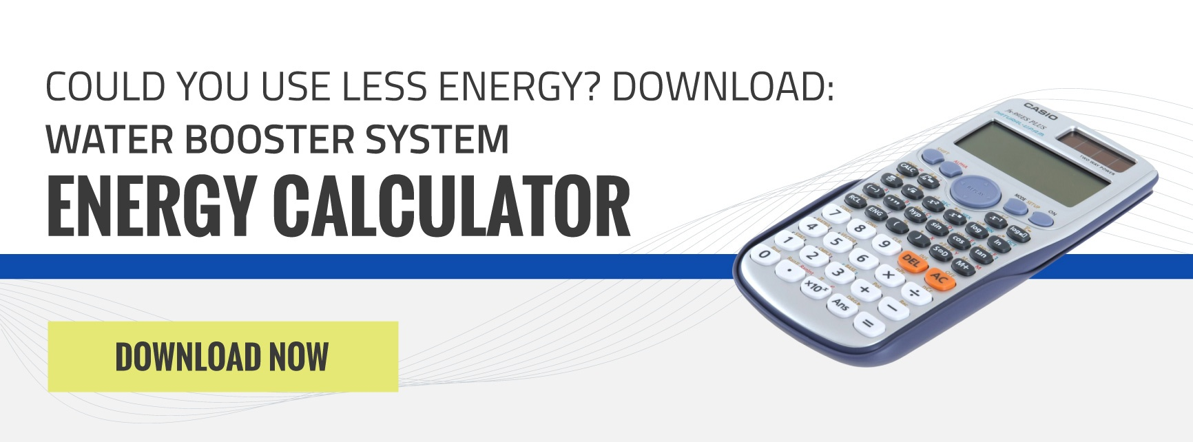 Download Water Booster System Energy Calculator