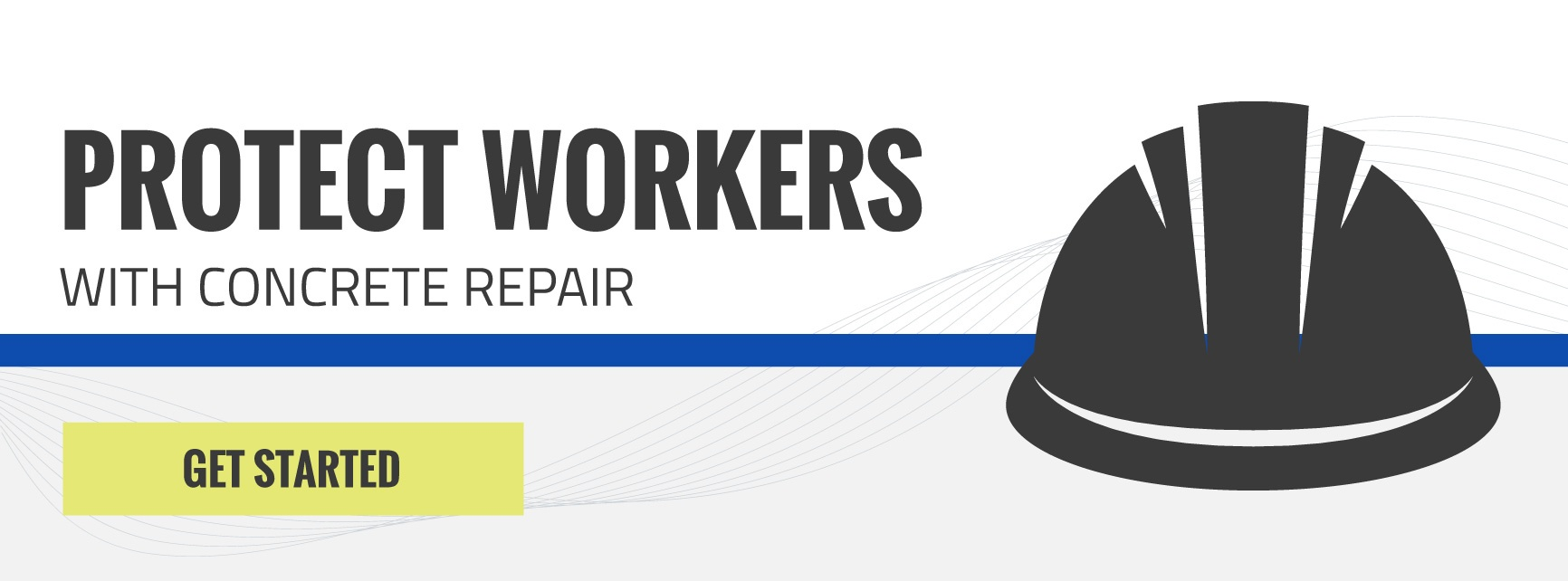 Protect workers with concrete repair