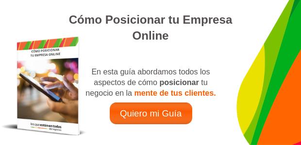 Cómo posicionar tu empresa online