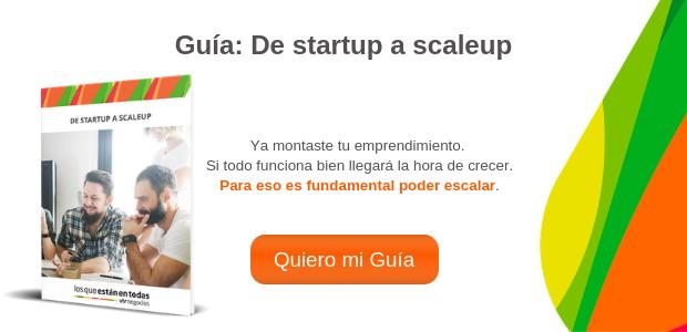 Guía de startup a scaleup