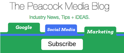 Subscribe to the Peacock Media Blog