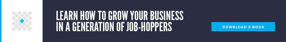 GET RECRUITIFI'S E-BOOK:JOB HOPPING: THE NEW NORM