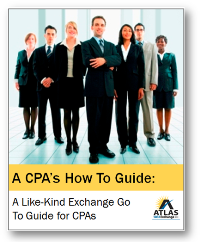 A Like\u002DKind Exchange Go To Guide for CPAs