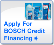 Apply for BOSCH Credit Financing