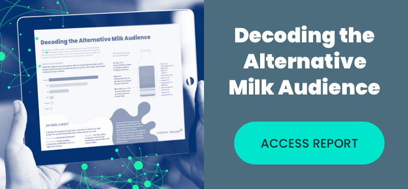 Decoding the Alternative Milk Audience - Access Report