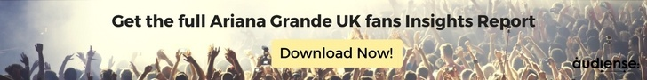 Get the full Insights report: Ariana Grande UK fans