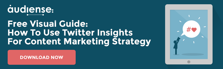 Twitter Insights - Content Marketing