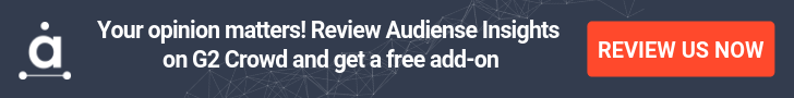Review Audiense Insights and get a free add-on