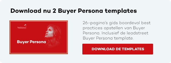 Download gratis template Buyer Persona