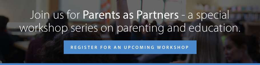 Join Whitby School for Parents as Partners workshops
