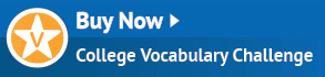 Buy the College Vocabulary Challenge