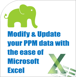 PPM Excel Interface