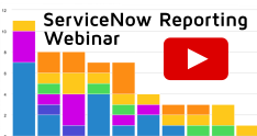 ServiceNow Reporting Webinar